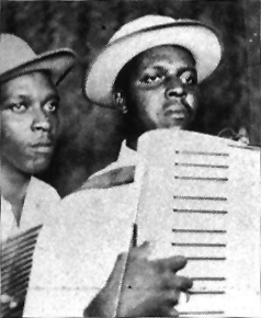 Clifton and Cleveland Chenier