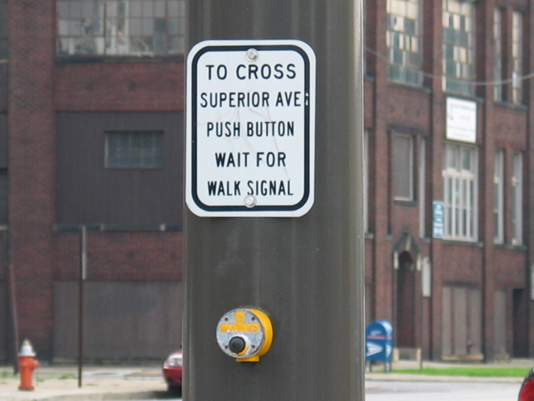 push button now